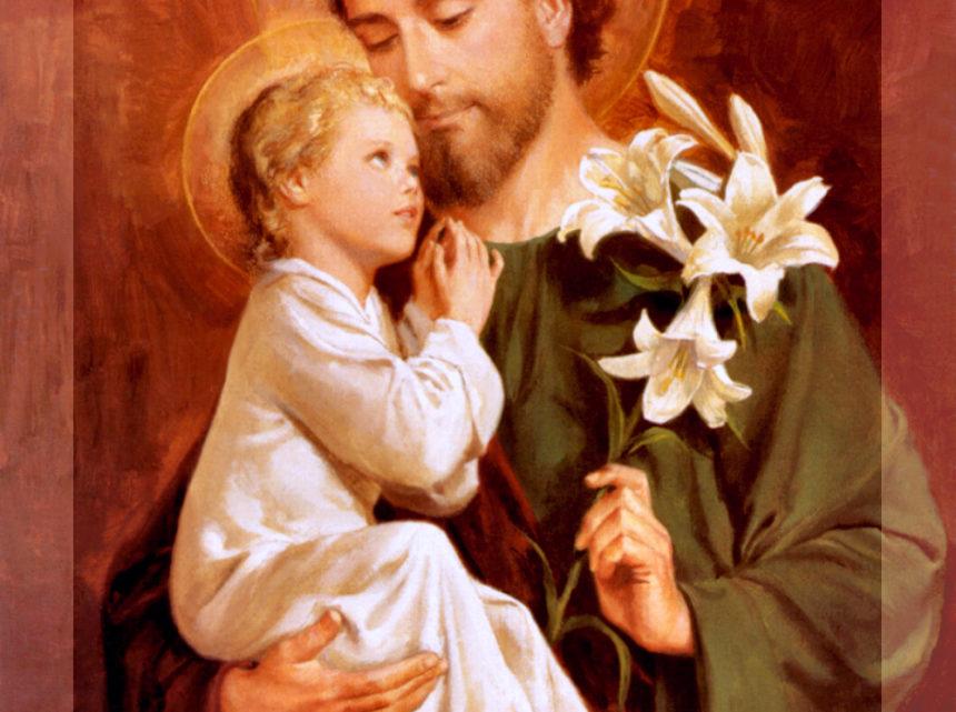 Website Dedication – St. Joseph