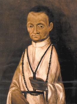 St. Martin de Porres (Public Domain state.)