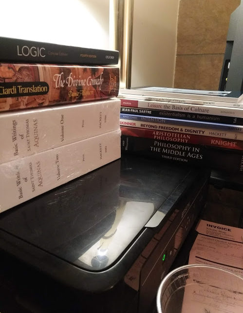 Books For This Semester . . .