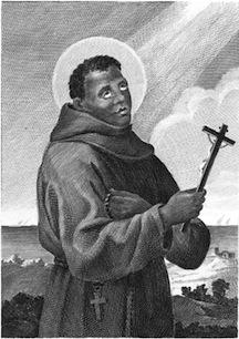 St. Benedict the Moor, O.F.M.