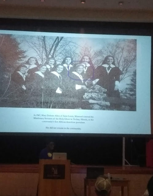 Seminary's Black History Lecture on the History of Black Nuns in US recap