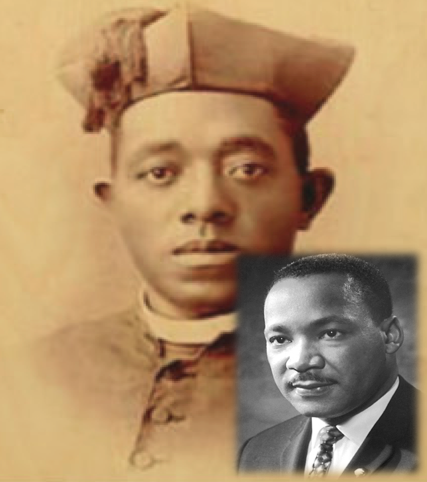 "BLACK HISTORY MONTH FEATURED ARTICLE 4 (Feb 26): Fr. Tolton as a ""Catholic MLK"""